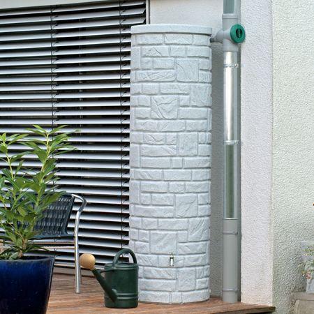 Regenwassertank grau Arcado 460 liter