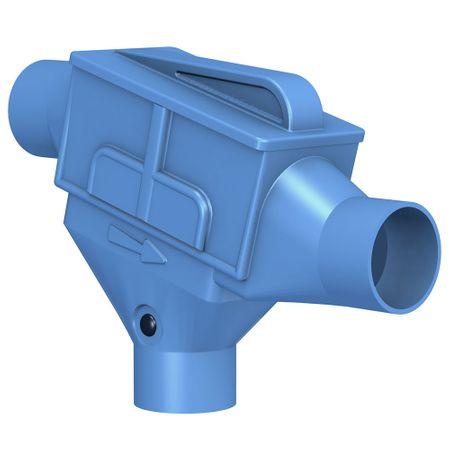 Zisternenfilter Greenlinefilter GZ Höhenversatz 117 mm