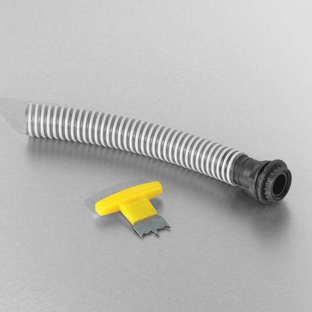 Regentonnenanschluss 32 mm Set für Regensammler