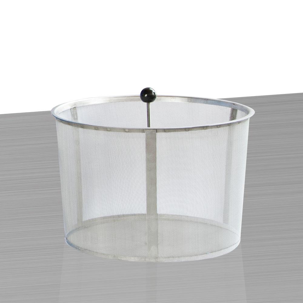 Regenwasserfilter Filterkorb aus Edelstahl Ø 305 mm