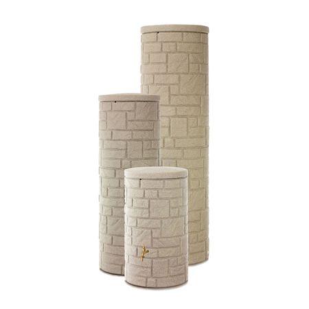 Regenwassertonne Arcado 360 liter sandstein – Bild 4