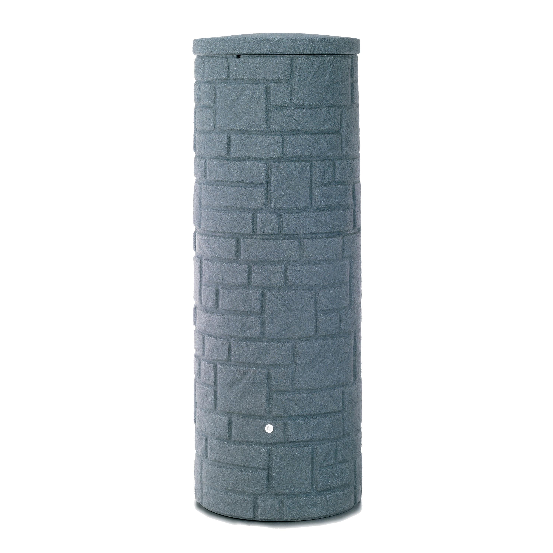 regentonne anthrazit arcado 360 liter. Black Bedroom Furniture Sets. Home Design Ideas