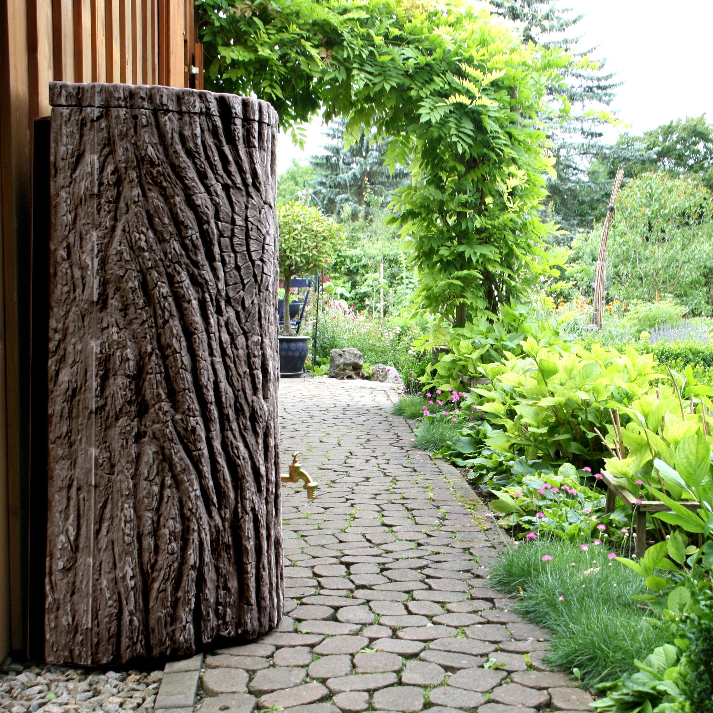 regentonne 300l evergreen lite braun. Black Bedroom Furniture Sets. Home Design Ideas