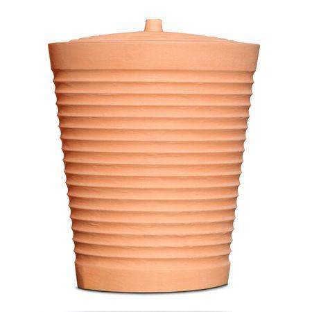 Regenwassertonne terracotta Trentino 275 liter – Bild 2