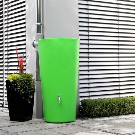 Regentonne Rainbowl 210 Liter kiwi