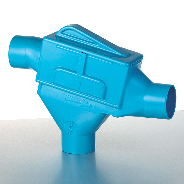 Regenwasserfilter Zisternenfilter ZF Höhenversatz 117 mm