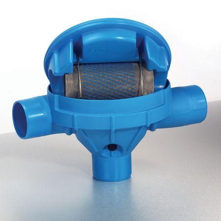 Regenfilter Set SF DN 100 mit 125 mm Höhenversatz – Bild 2