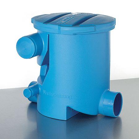 Regenwasserfilter Volumenfilter VF1 Höhenversatz 30 cm