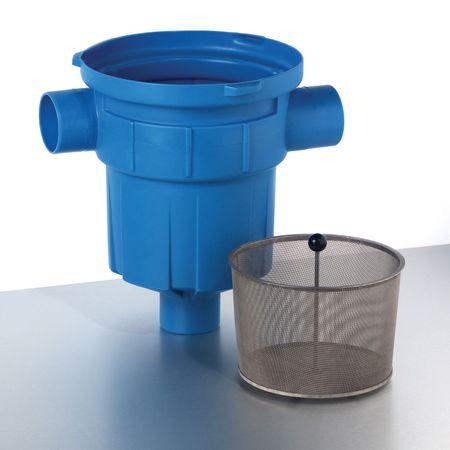 Regenwasserfilter Ret.- und Versickerungsfilter ohne Höhenversatz