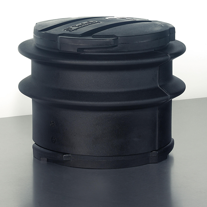 Teleskopverlängerung für Regenwasserfilter inkl. Deckel