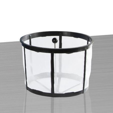Regenwasserfilter Filterkorb Ø 30,5 cm mit Entnahmestange