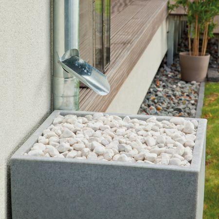 Regenspeicher Modena 350 Liter granit – Bild 4