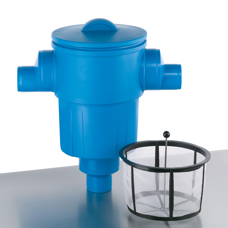 Regenwasserfilter Gartenfilter XL Nennweite DN 125/DN 200