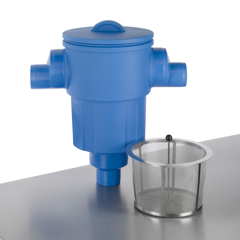 Regenwasserfilter Ret.- und Versickerungsfilter XL DN 125/DN 200