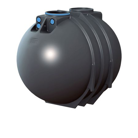 Zisterne 7600 L für Regenwasser Blueline II - SOLO