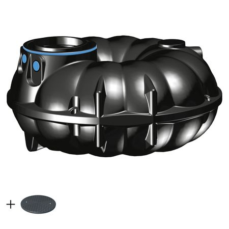 Zisterne NEO 3000 Liter BASIC inkl. Deckel TopCover