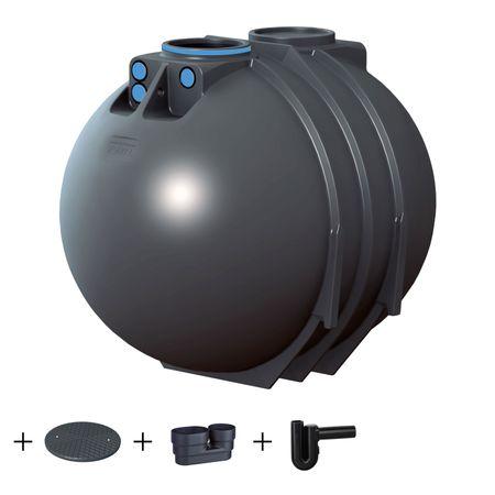 Rewatec BlueLine II 7600 Liter STANDARD mit Zubehör