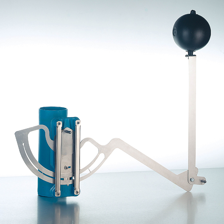 Retentionsdrossel Inox von 0,20 bis 0,60 l/sc.