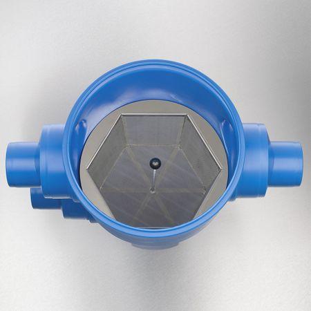 Regenwasserfilter Retentionsfilter RVF XL Abgang seitlich DN 150/200 – Bild 2