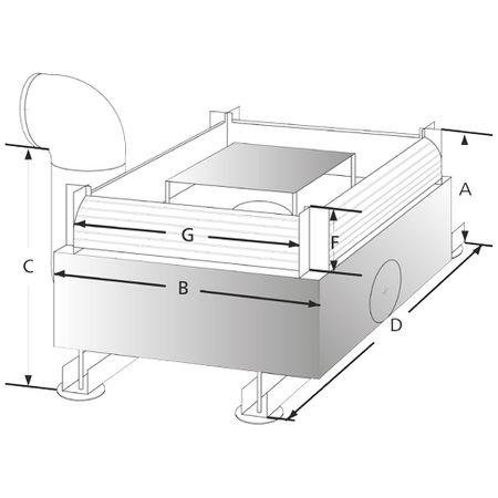 Großanlagenfilter  Volumenfilter VF12