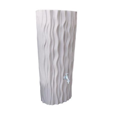 Regenwassertonne Alana 160 Liter taupe – Bild 2