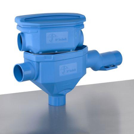 Regenwasserfilter Premium - Skimmerfilter DN 150