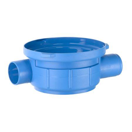 Regenwasserfilter Gartenkorbfilter mit Kunststoffsieb – Bild 2