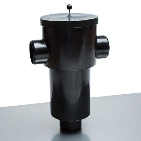 Überlaufsiphon DN 100 ohne Nagetiersperre für Zisternen und Regenwassertanks