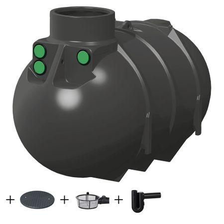 Regenwassertank 2600 l - REGENTA GARTEN - AKTION -