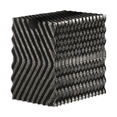 Sickerbox ca. 210 liter, inkl. Filtervlies, 69 x 50 x 60 cm