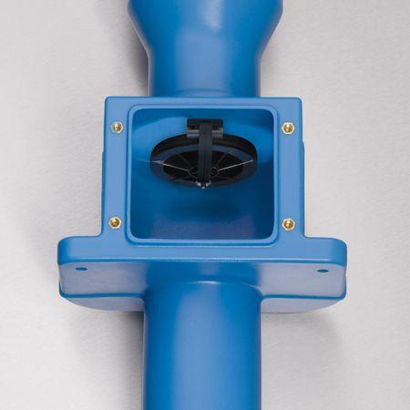 Rückstauklappe DN 100 für Regenwasser – Bild 4