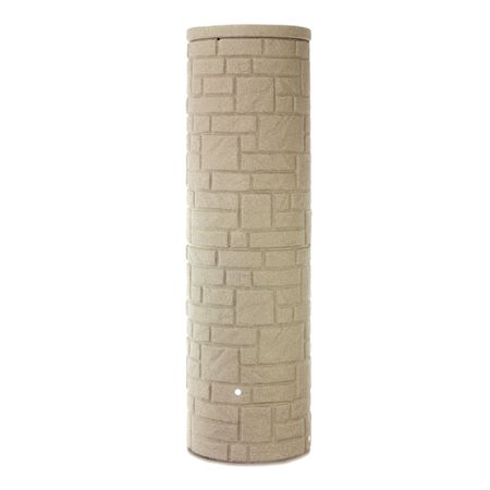 Regenwassertonne Arcado 460 liter sandstein – Bild 2