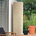 Regenwassertank Arcado 460 liter sandstein 001