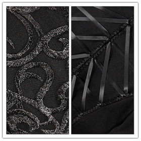 Detail image to DARK IN LOVE Gothic Lady Coat