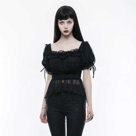 PUNK RAVE Pyon Pyon Gothic Tunic Top