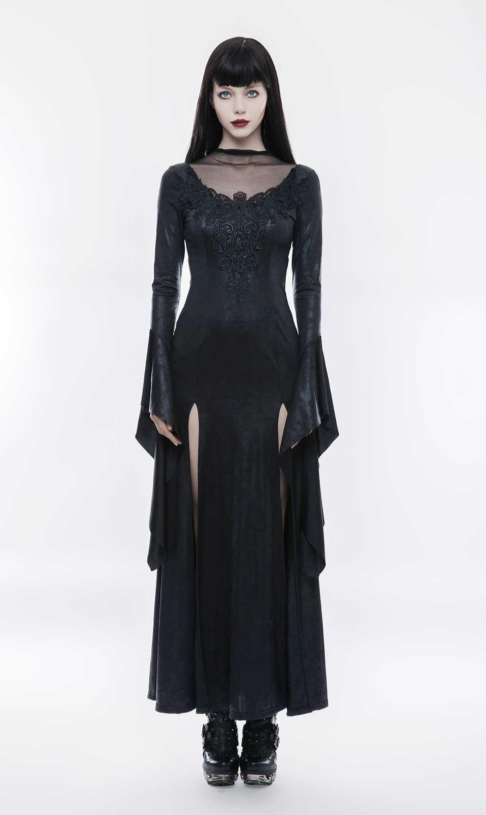 PUNK RAVE Göttinnen-Kleid
