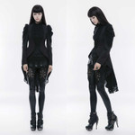 PUNK RAVE Victorian Long Tail Jacket 001