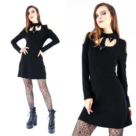 DARK IN LOVE Schools Out Dress