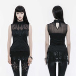 PUNK RAVE Romantic Gothic Tank Top 001