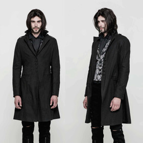 PUNK RAVE Gothic Frock Coat
