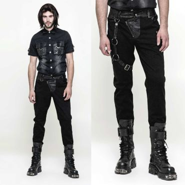 PUNK RAVE Destroyer Pants