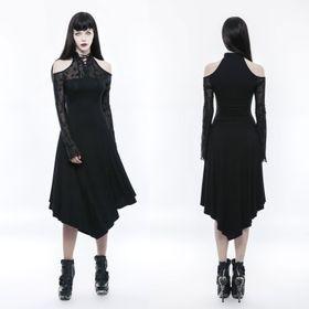 Detailbild zu PUNK RAVE Decent Sorrow Dress