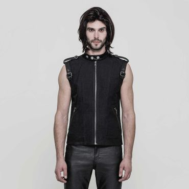 PUNK RAVE Urban Warfare Vest