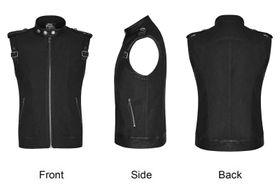 Detail image to PUNK RAVE Urban Warfare Vest