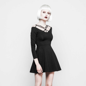 PUNK RAVE Strap Dress