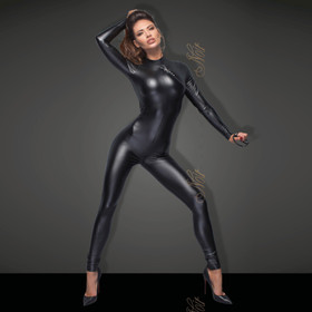 Detail image to NOIR HANDMADE All-in Catsuit incl. Lead