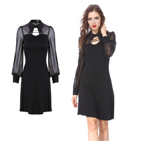 DARK IN LOVE Little Black Dress
