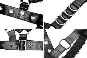 Detailbild zu PUNK RAVE D-Ring Harness BH
