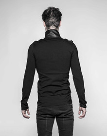 Detailbild zu PUNK RAVE High Neck Sweater