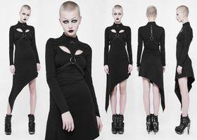 Detailbild zu PUNK RAVE Cuspy Emo Dress